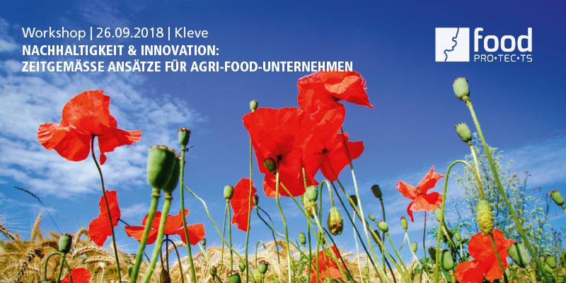 Workshop: Zeitgemäße Ansätze für Agri-Food-Unternehmen