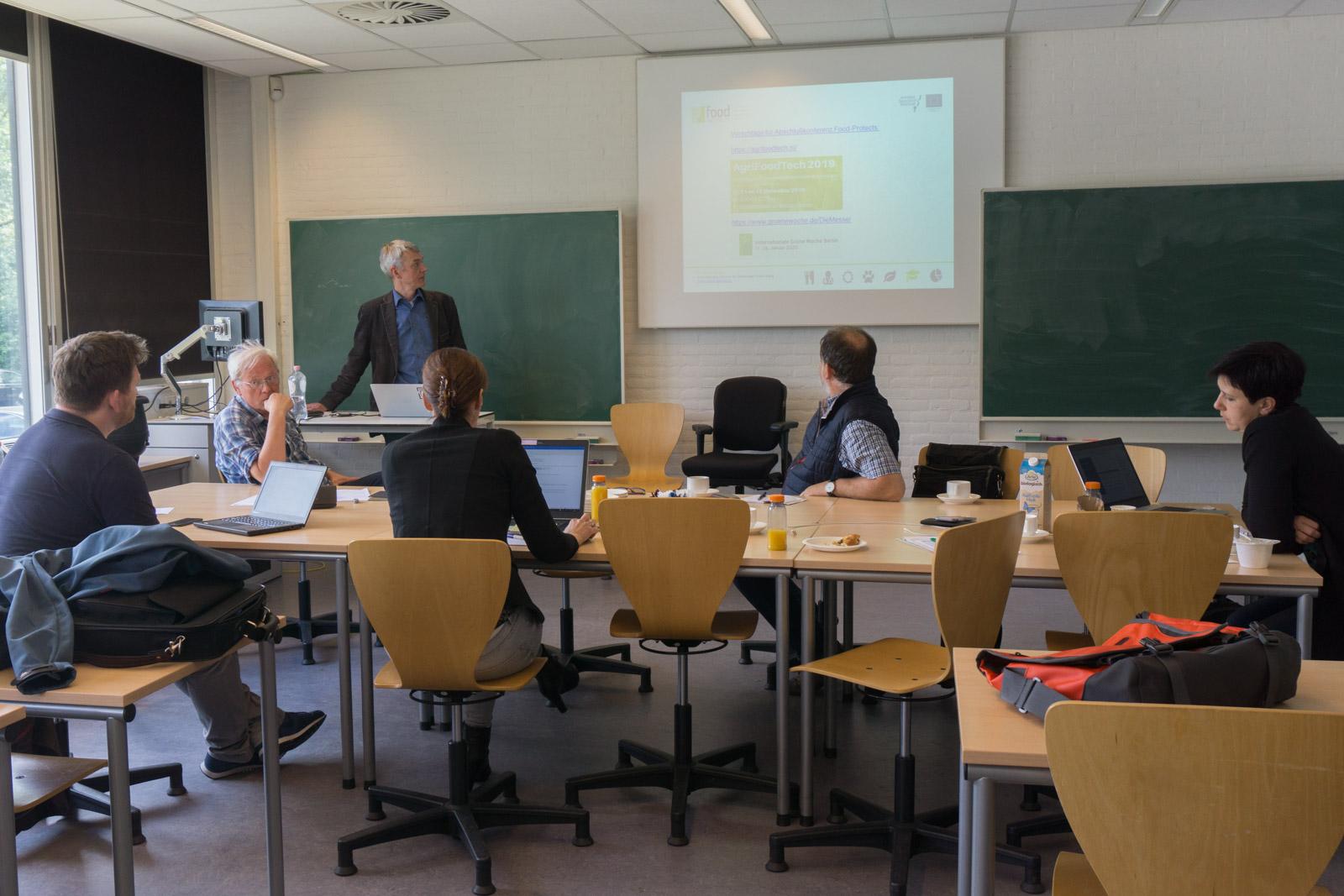 Clustermanager presenteren tussentijdse resultaten