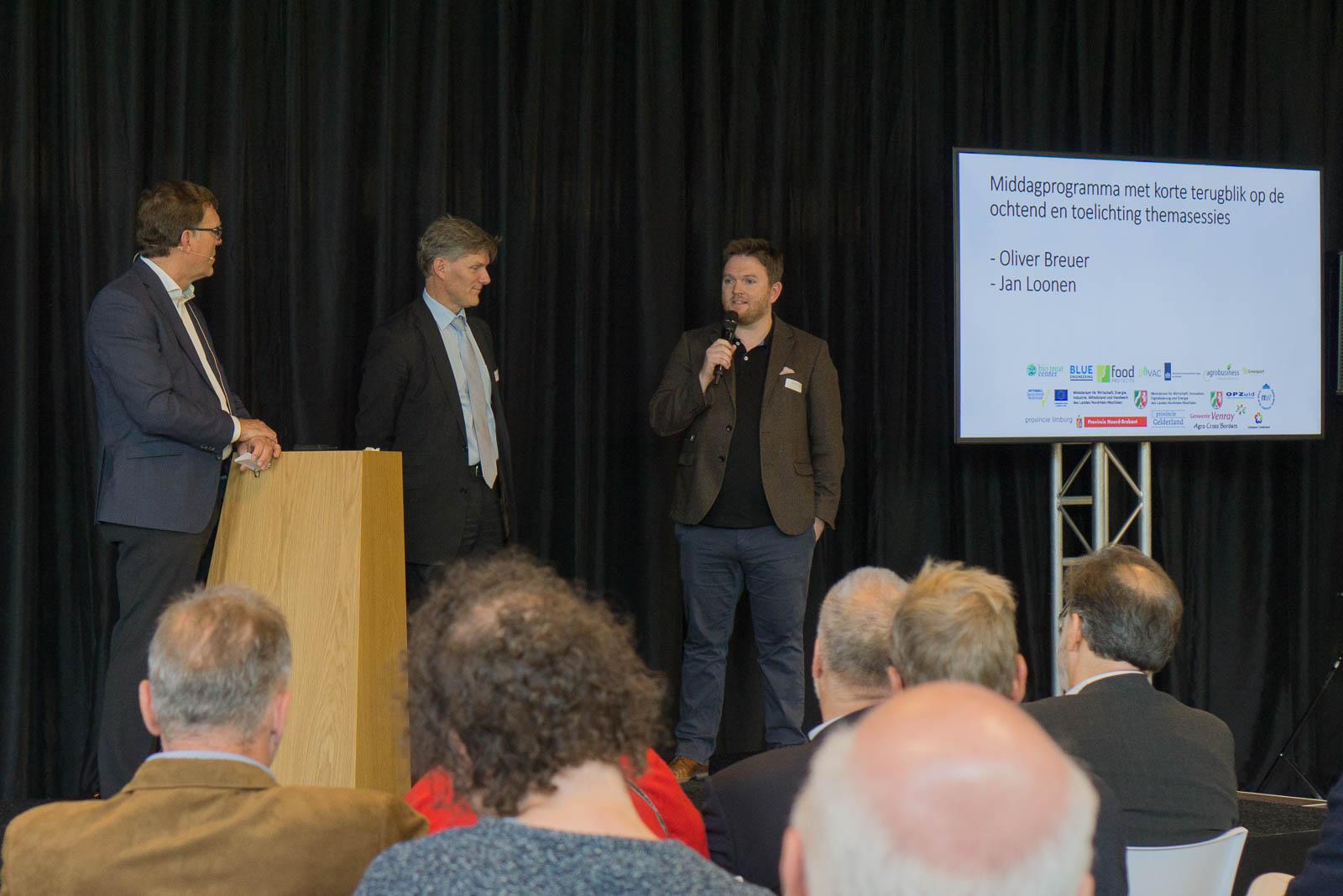 "Event ""HighTech meets Biomass"" erfolgreich verlaufen"